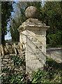 SP1604 : Height on the Pillar by Des Blenkinsopp