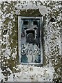 NZ3554 : Flush Bracket, Hasting Hill by Adrian Taylor