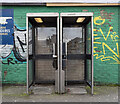 J3374 : Telephone call boxes, Belfast by Rossographer