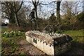 TF9828 : Stibbard village 'sign' by Adrian S Pye