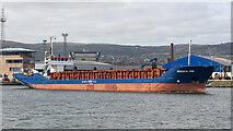 J3575 : The 'Nordica Hav' at Belfast by Rossographer