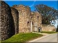 SJ5459 : Beeston Castle by Peter McDermott
