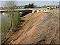 SO8551 : Construction of the new Carrington Bridge by Philip Halling