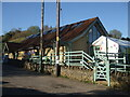 ST7860 : Freshford post office and shop by Neil Owen