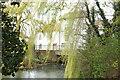 TM3699 : Loddon water mill outflow by Adrian S Pye