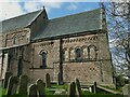 SE3651 : All Saints, Spofforth - south side of chancel by Stephen Craven