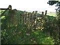 SD2781 : Footpath Gate near Netherhouses by Adrian Taylor
