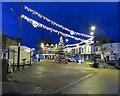 SK7519 : Melton Mowbray Market Place by Andrew Tatlow