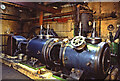 SU8693 : Thomas Glenister Company - Davey, Paxman steam engine by Chris Allen