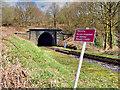 SD7915 : East Lancashire Railway, Brooksbottoms Tunnel by David Dixon