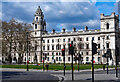 TQ3079 : Westminster : HM Treasury building by Jim Osley