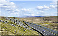 NY8812 : A66 heading east by Trevor Littlewood
