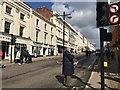 SP3165 : 12 April 2021, Parade, Royal Leamington Spa by Robin Stott