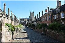 ST5545 : Vicar's Close (4) by Chris' Buet