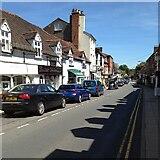 SP2865 : Northeast on Smith Street, Warwick 2013 by Robin Stott