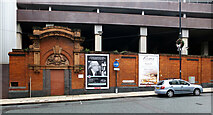 SP0687 : Old entrance to Snow Hill Station, Livery Street, Birmingham by habiloid