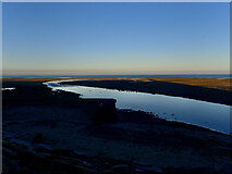 J3731 : The Shimna Estuary at Low Water by Eric Jones
