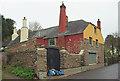 SX8664 : Former foundry, Compton by Derek Harper