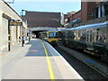 ST5774 : Clifton Down station looking eastwards by Roy Hughes