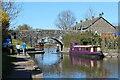 SO0428 : Bridge between basins, Mon & Brec Canal by M J Roscoe