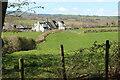 SO0728 : Field north of hillside footpath, Groesffordd by M J Roscoe