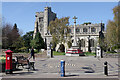 SP9211 : Church Square, Tring by Stephen McKay