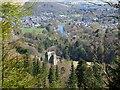 NT2340 : Neidpath Castle above Peebles by Jim Barton
