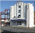 SP3380 : Gurdwara (Sikh temple) in former cinema building by Alan Paxton