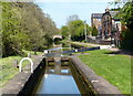 SO9868 : Engine House Cottage and Tardebigge Lock No 57 by Mat Fascione