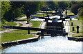 SO9767 : Tardebigge Lock No 35 and Lock 34 by Mat Fascione