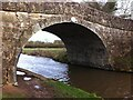 SP3788 : Canal bridge no. 1 on the Ashby-de-la-Zouch canal by Alan Paxton