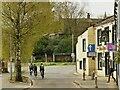 SE0125 : Cycling through Mytholmroyd by Stephen Craven