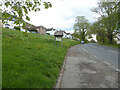 SO7744 : Layby on the A449 Wells Road near Malvern by Chris Allen
