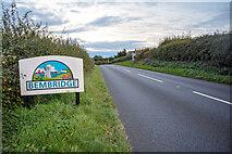 SZ6286 : Bembridge : Sandown Road B3395 by Lewis Clarke