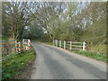 TM0880 : Doit Bridge on Doit Lane by Adrian S Pye