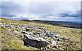 NY6833 : Angular boulders on hill slope by Trevor Littlewood