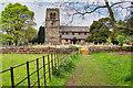 SJ7980 : St Wilfrid's Church, Mobberley by David Dixon