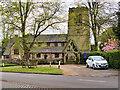 SJ7980 : Mobberley, The Parish Church of St Wilfrid by David Dixon