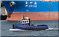 J3575 : The 'Victoria' at Belfast by Rossographer