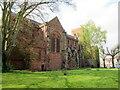 SJ4912 : Shrewsbury Abbey by Roy Hughes
