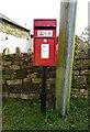 NY7221 : Elizabeth II postbox, Murton by JThomas