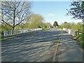 TM3289 : Minns Bridge on Earsham Dam by Adrian S Pye