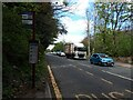 SE2535 : Traffic queue on Leeds and Bradford Road by Stephen Craven