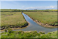 TV5198 : Levels at Cuckmere Haven by Ian Capper