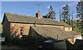 SX9279 : Cottages, Ashcombe by Derek Harper
