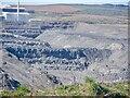 NT7176 : Cement works quarry, Dunbar by Richard Webb
