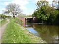 SO8661 : Bridge No.6, Droitwich Barge Canal by Philip Halling