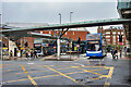 SJ8498 : Shudehill Interchange by David Dixon