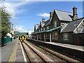 SH7401 : Machynlleth railway station, Powys by Nigel Thompson