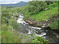 NG8453 : River Balgy by Chris Wimbush